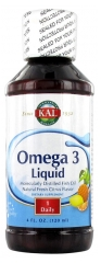 Kal Omega 3 Liquid 120ml
