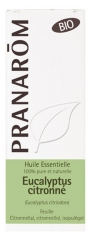 Pranarôm Bio Essential Oil Lemon Eucalyptus (Eucalyptus citriodora) 10 ml