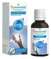 Puressentiel Essential Oil for Diffusion Positive Energy 30ml