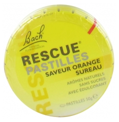 Bach Rescue Lozenges Concentré de Zen Naturel 50g