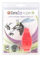 Ultrasound Tech ZeroZZZZZ Flexy Electronic Repellent Mosquito Repellent