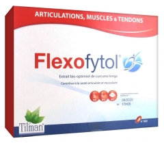 Flexofytol Joints 180 Gel-Caps