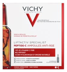 Vichy LiftActiv Specialist Peptide C Ampoules Anti-Age 10 Ampoules x 1,8 ml