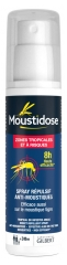 Moustidose Spray Répulsif Zone Infestée 125 ml