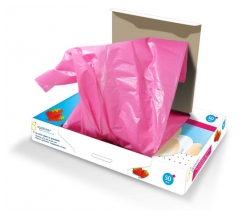 Orgakiddy Perfumed Nappies Bags 50 Bags