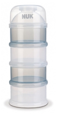 NUK Measure Box For Milk Powder 4 Compartments