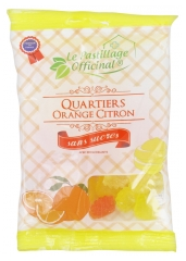 Estipharm Le Pastillage Officinal Orange Lemon Quarters 80g