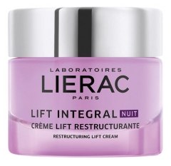 Lierac Lift Integral Crema de Noche Lifting Reestructurante 50 ml