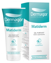 Dermagor Matiderm Gel Purifiant 200 ml