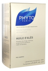 Phyto Ales Oil Dry Hair Moisture 5 x 10ml