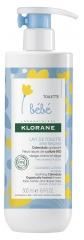 Klorane Baby No-Rinse Cleansing Lotion 500ml