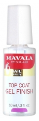 Mavala Top Coat Gel Finish 10 ml