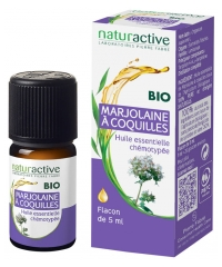 Naturactive Organic Essential Oil Marjoram Shell 5ml