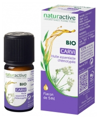 Naturactive Organic Essential Oil Carvi 5ml