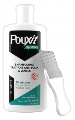 Pouxit Anti-Lice and Nits Treating Shampoo 200ml