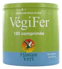 Flamant Vert Végifer 500 mg 180 Tabletten