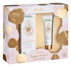Melvita L'Or Bio Set Glow With Beauty!