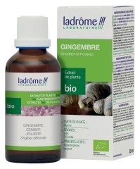Ladrôme Organic Plant Extract Ginger 50ml