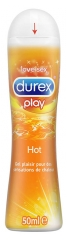 Durex Play Gel Lubrifiant Hot 50 ml