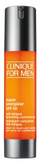 Clinique For Men Super Energizer SPF 40 Hydratant Concentré Anti-Fatigue 48 ml