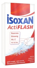 Isoxan Actiflash 28 Effervescent Tablets