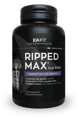 Eafit Muscle Construction Ripped Max CLA 3000 60 Capsules