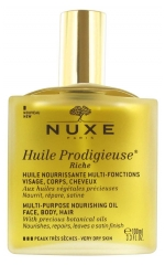 Nuxe Huile Prodigieuse Riche Multi-Purpose Oil 100ml