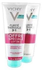 Vichy Thermal Purity Make-Up Remover 3in1 2 x 300ml