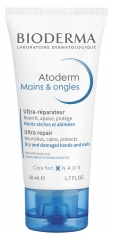 Bioderma Atoderm Mains & Ongles Crème Réparatrice 50 ml