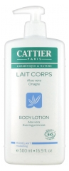 Cattier Modelling Body Milk 500ml