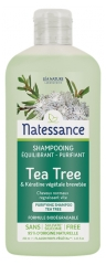Natessance Purifying Shampoo Tea Tree 250ml