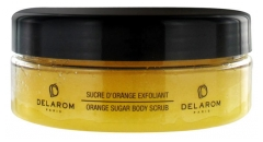Delarom Orange Sugar Body Scrub 200ml