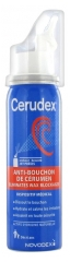 Novodex Cerudex Eliminates Wax Blockages 50ml