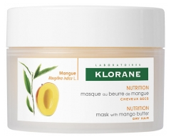 Klorane Mask with Mango Butter 150ml