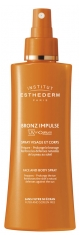 Institut Esthederm Bronz Impulse Spray Visage et Corps 150 ml