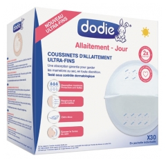 Dodie Ultra-Thin Breast Pads Day 30 Pads