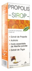 Les 3 Chênes Propolis Syrup Respiratory Tract Well Being & Protection