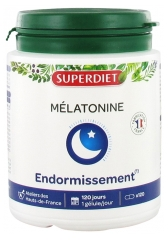 Super Diet Melatonin 120 Capsules