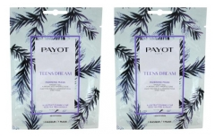 Payot Teens Dream Morning Mask Purifying Anti-Imperfections Sheet Mask x 2
