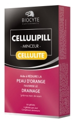 Biocyte Cellulipill Minceur Cellulite 60 Gélules