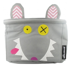 Les Déglingos Lunch Bag Bigbos the Wolf