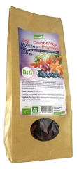Exopharm Organic Goji Cranberries Blueberry Physalis 250g