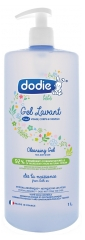 Dodie Cleansing Gel 3 in 1 1L