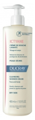 Ducray Ictyane Anti-Dryness Cleansing Cream 400 ml
