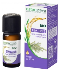 Naturactive Organic Essential Oil Tea Tree 10ml