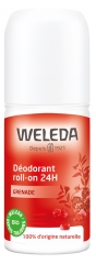 Weleda Déodorant à la Grenade Roll-on 24H 50 ml