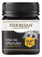 Herbesan Manuka Honey IAA 15+ 250g