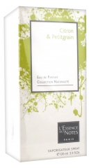 L'Essence des Notes Eau de Parfum Citron Petitgrain 100 ml