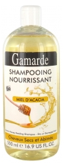 Gamarde Organic Acacia Honey Feeling Shampoo Dry or Damaged Hair 500ml