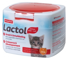 Beaphar Lactol Growth and Development Breastfeeding Milk for Kittens 250g